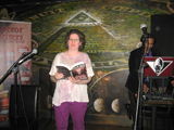 Reading at Lovecraft Bar in NYC